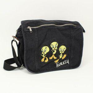Vintage Tweety Bird Messenger Bag